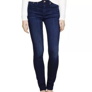 THE CASTINGS Aritzia Mid Rise Skinny Jeans